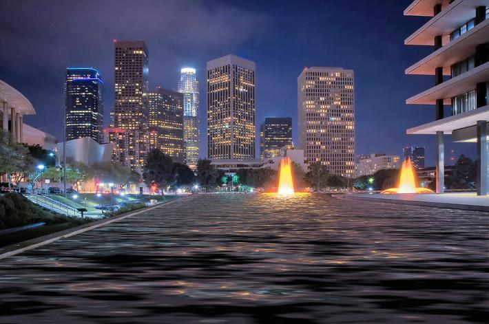 clean-la-carpet-cleaning-downtown-water-fountain